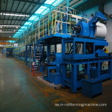 Kontinuerlig PU Sandwich Panel Production Line Machine